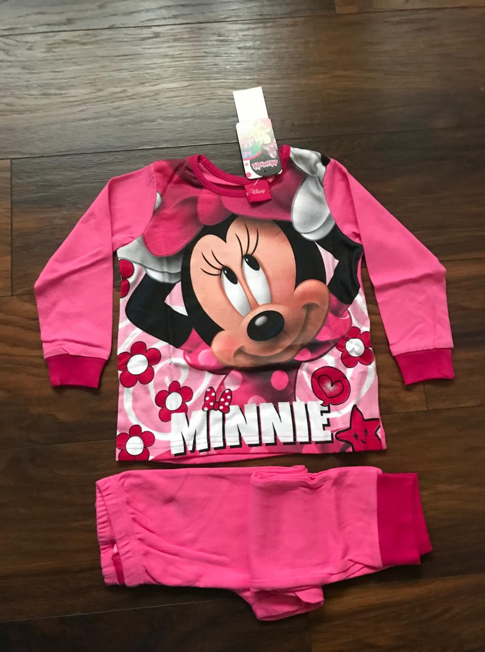 Pyžamo MINNIE  vel.104,110,116,128