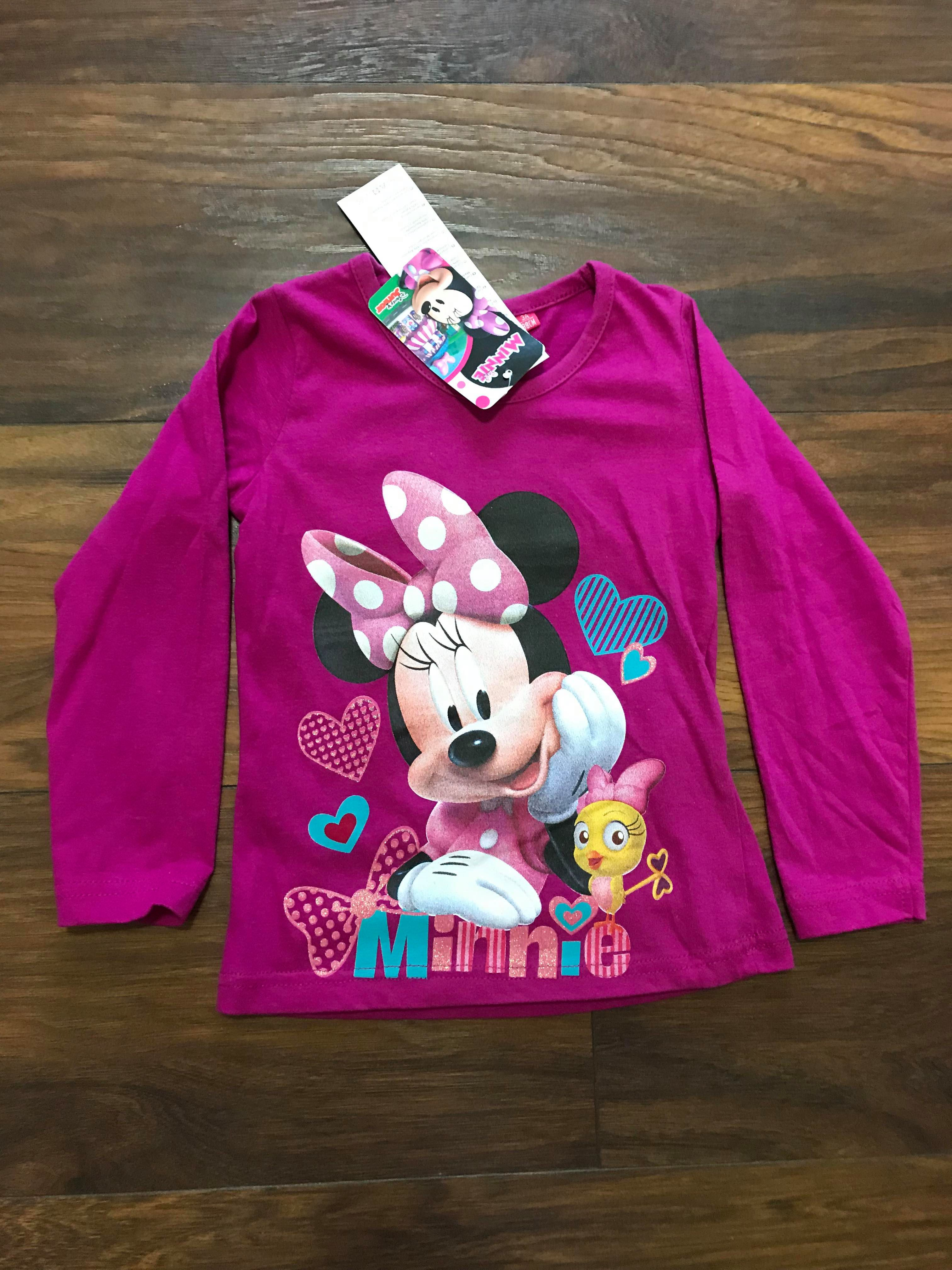 Triko MINNIE vel.110